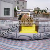 2016 mechanical bull for sale / inflatable mechanical bull rodeo bullfight Game