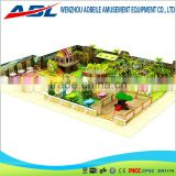 Preschool children daycare play center kids indoor soft playground equipment for restaurants