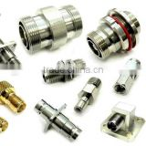RF Adaptor rf connector adaptor N type female to BNC F type SMA SMB QN FME connector adapters 7/16 connector male or female