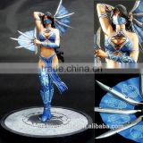 Custom Online game characters Kitana hot sexy girls action figures