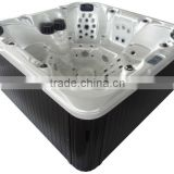 Popular Hot Tub Hydro outdoor spa with balboa system Used for 7 Person with waterfall and TV DVD