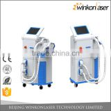 2000W output power elight shr ipl laser hair removal machine with crystal optical system