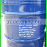 Epoxy hardener thinner Benzyl Alcohol BP