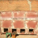 Low price carbonization furnace to make charcoal with CE