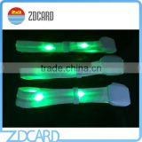 Hot Sell Remote Control Flashing LED Wristband