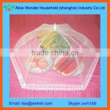 Pop up dome mesh food cover