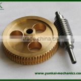 High Precision metal gear cnc machining metal gear