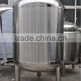 stainless steel wine storage tank