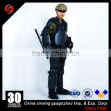 strong ABS material 165-185 CM full body protective Police anti riot suit for law enforence