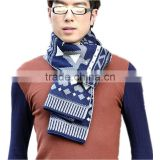 2016 Autumn Winter Scarf Black Thick Men Scarf Fashion Casual Scarf Men Audience Burst Models