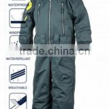 Hooded Full Body One Piece Ski Suits