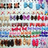 wholesale choice materials 3/4inch bright satin ribbon bow for garment
