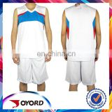 High quality european basketball uniforms design Custom sublimation quick dry polyester china supplier basketball uniforms