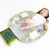 Changing Kit Waterproof Compact Travel Mat Diaper Changing Pad