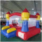 Beautiful cheap inflatables bouncy house / mini color inflatable baby air bouncer