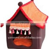 Plush pet Villa brown hourse