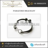 Infinity Charm Paracord Bracelet by Worlwide Supplier of Bracelets & Bangles