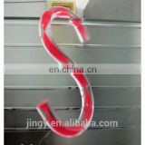 new colorful acrylic bulk small s hooks