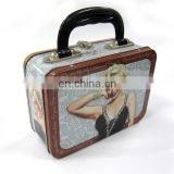 Whoesale Large High Quality Tin Lunch Box