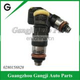 Fuel Injector Part OEM Numbers 0280158828 Gas Fuel Injector Assembly
