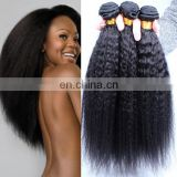 Yotchoi Factory Wholesale Premium Weaving Natural Hair Extensions Virgin Brazilian Qingdao Hair