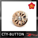 CTY-Rc(46) metal button wallets