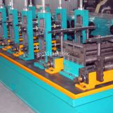 automatic steel ERW welded pipe mill line tube making machine