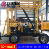 XYX-200 Wheeled Diamond Core Machine Hole Boring Water Well Drilling Rig For Sale