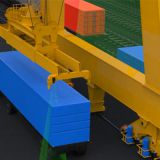 Railway Container Gantry Crane