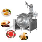 Gas Heated Chili Sauce Cooking Mixer Machine