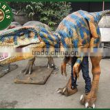 Lisaurus-C-Artificial Life Size Animatronic Realistic Dinosaur Costume For Sale