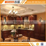 Factory directly cherry wooden kitchen cabinet