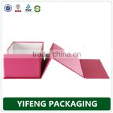 High Quality Paperboard Magnetic Folding Box Factory (Save shipping fee)