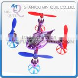 Mini Qute RC remote control flying Helicopter 2.4G Mini Quadcopter Headless mode 3D tumbling Educational electronic toy NO.V343