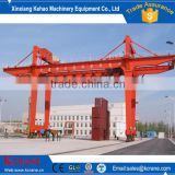 China Famous Port Container Gantry Crane Shipping Container Crane With CE ISO Gost SGS