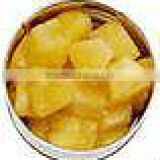 BEST QUALITY PIECE PINEAPPLE IN TIN good taste & attractive price