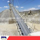 Mineral processing auxiliary equipment second hand conveyor belt price for sale