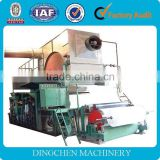 Zhengzhou Dingchen handkerchief paper machine,napkin paper machine price,restaurant napkin machine