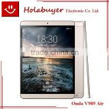 Onda V989 Air 9.7 inch IPS Screen Octa Core 2GB RAM 16GB new hot products on the market android cpu module lowes computers