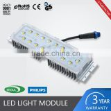 silver color aluminum material led module retrofit 45w with ip67 driver for street light