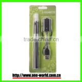 Changeable Coil Head Huge Vapor Easy to Clean atomizer colorful blister evod kits atomizer