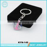 Fashion Bulk Anchor Shape Keychain Lanyard Metal Wholesale Key Ring