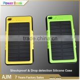 Outdoor Portable micro usb portable battery charger for digital products solar mobile charger                                                                         Quality Choice