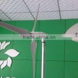 Small Wind Turbines/Generator 100W/ DC 12V with built-in controller/ 3 blades Green Energy Anticorrosion Home use