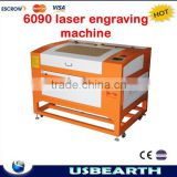 LY 6090 60W/80W CO2 laser engraving machine,6090 laser cutting machine,wool felt laser cutting machine