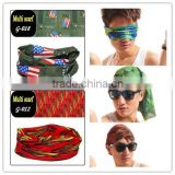 2015New Arrival Multi Functional Magic Headband Seamless multi Scarves Face Mesh Face Mesh Bandanas Camping For Traveling