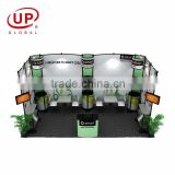 Attractive Special aluminum trade show booth display                                                                         Quality Choice