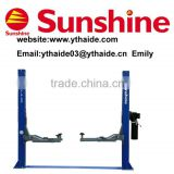 QJ-Y-2-35 SUNSHINE brand auto car lifter/hydraulic lifter