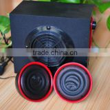 bluetooth speaker with usb/ microphone for mobile pc tablets DVD TV