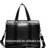 Male Carbon Fiber Business Handbags Men Briefcase